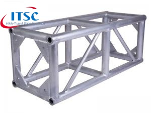 square bolt truss