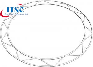 circular lighting truss