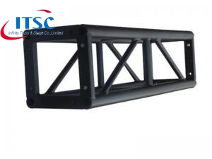 Grid Box Truss Black