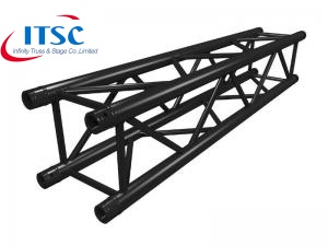 10 in black truss segment