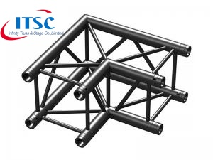 12 aluminum box truss corner