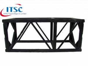 520mm Black Entertainment Box Truss Superior para Shed